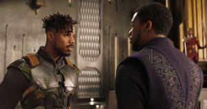 Black Panther (แบล็ค แพนเธอร์)