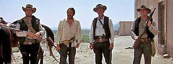 เรื่อง The Wild Bunch (1969)